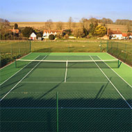 Tennis club appointment booking